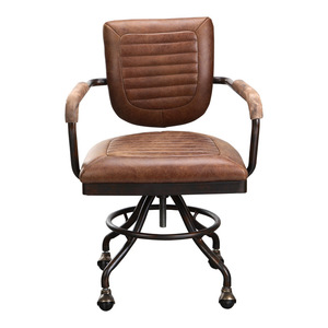 Remarkable Desk Chair Soft Brown Home Interior And Landscaping Dextoversignezvosmurscom